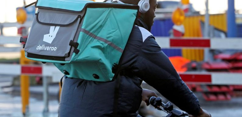 UK clears Amazon's investment in online food platform Deliveroo