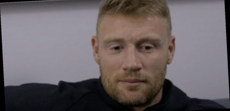 Freddie Flintoff tearful as he opens about bulimia battle in BBC documentary