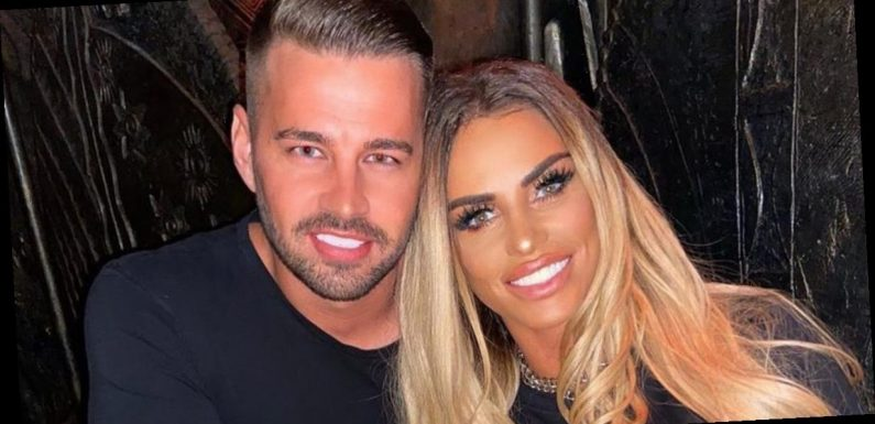 Katie Price eyes up third I'm A Celebrity stint with new man Carl Woods
