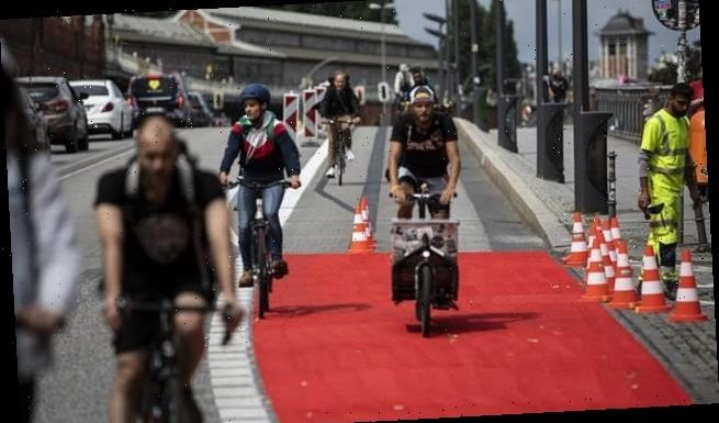 Berlin court orders removal of cycle lanes installed during pandemic