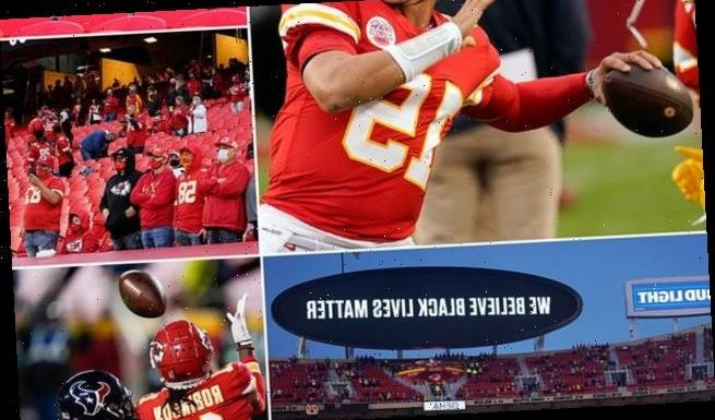 NFL opener: Chiefs start 2020 in front of 17K socially distanced fans