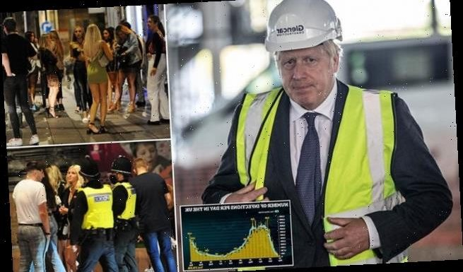 Boris Johnson told there is 'no alternative' to second UK ...
