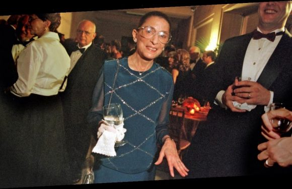 Ruth Badger Ginsburg Is Our Finest Example of an Independent Woman Who Knew How to Accessorize