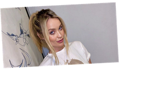 Laura Whitmore leaves fans in hysterics with epic interior design fail involving a multicoloured rug
