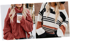 22 Fall Sweaters From Amazon That Are Too Cute and Cozy to Resist This Month