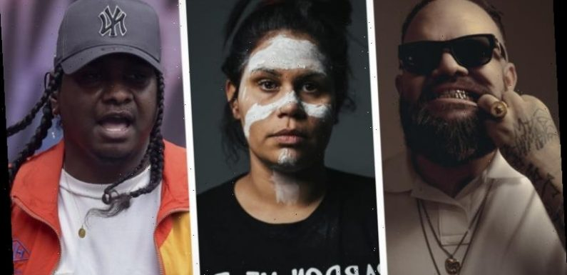 Indigenous hip-hop gives voice to fight against oppression