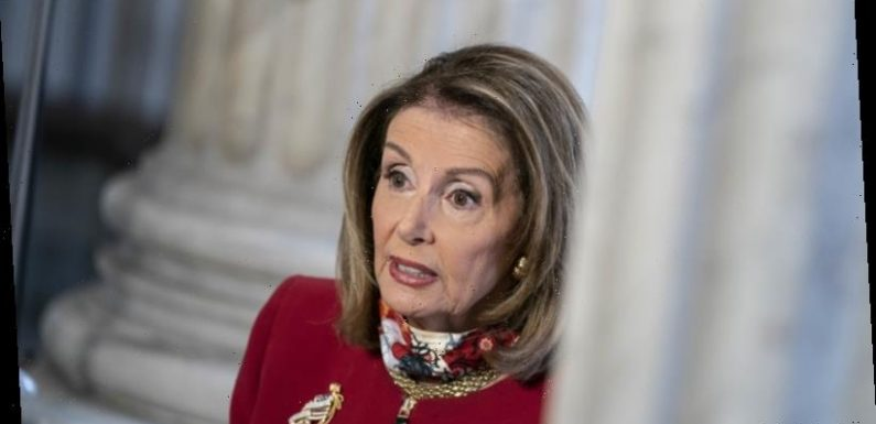 Nancy Pelosi warns Democrats House may decide presidential race