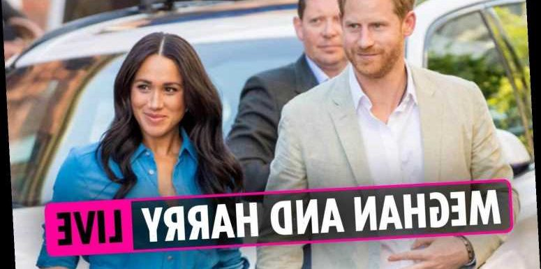 Meghan and Harry latest news – Meghan desperate to show off 'the real her' in new Netflix fly-on-the-wall documentary
