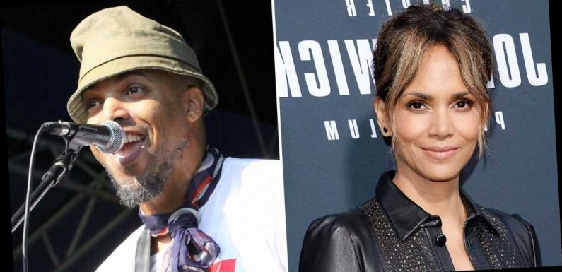 No More Mystery Man! Halle Berry Confirms She's Dating Van Hunt