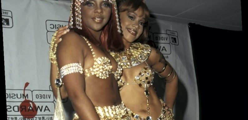 Lil Kim Just Revealed the Amazing Gift Lisa 'Left Eye' Lopes Gave Her Celebrity Friends When the Internet Became Popular