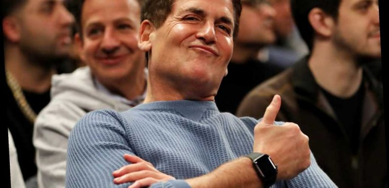 This is how Mark Cuban thinks DC can get the economy back on track