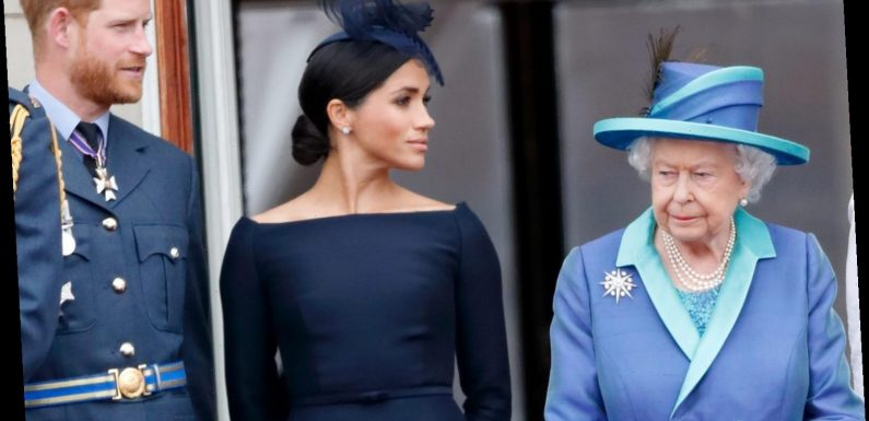 Prince Harry and Meghan Markle's £200m Netflix deal to be 'examined' by Palace over commercial links