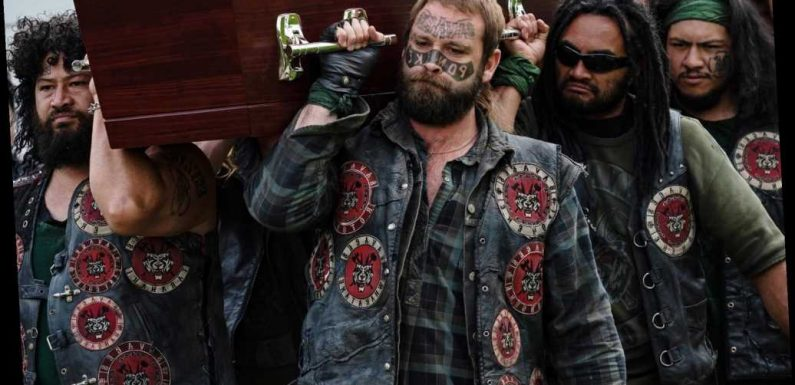 This foul-mouthed movie of a Kiwi biker gang never gets the thrilling it needs