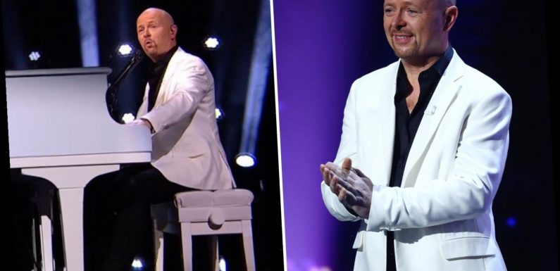 Britain's Got Talent's Jon Courtenay through to the final after leaving the judges in tears of laughter