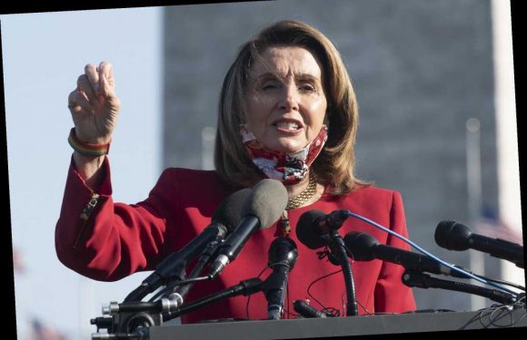 Nancy Pelosi unveils details of stimulus deal to avoid government shutdown