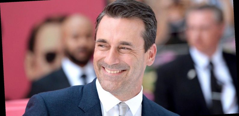 Jon Hamm Gives Rescue Dog A Second Chance At Life
