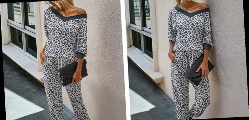 This 2-Piece Pajama Set May Outshine Even Your Favorite Outfits