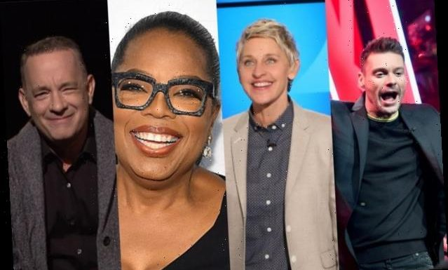 10 Celebrities You Had No Idea Dropped Out of College From Ryan Seacrest to Oprah (Photos)
