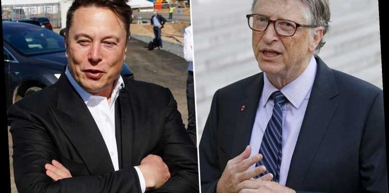 Elon Musk slams Bill Gates as a 'knucklehead' and 'stupid person' – and defends vow not to take coronavirus vaccine
