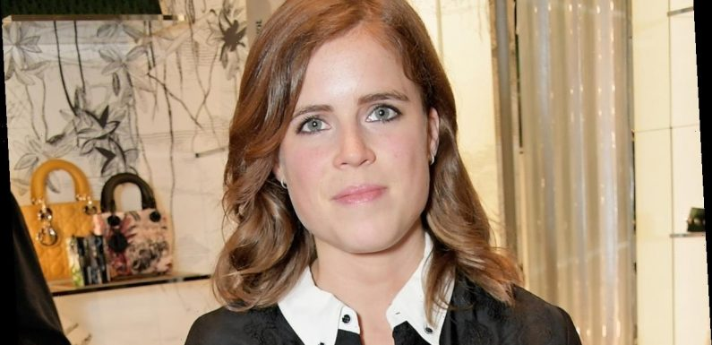 Princess Eugenie shares photo of scoliosis scar with powerful message