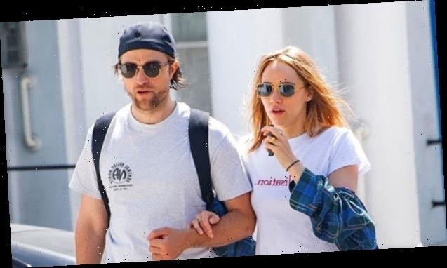 Robert Pattinson Makes Out With Suki Waterhouse In 1st Photos Since Testing Positive For COVID-19