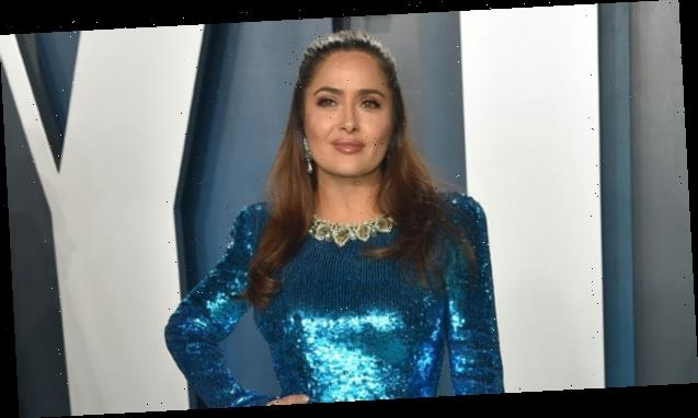 Salma Hayek Stuns In Gorgeous New Swimsuit Pic: 'Guess Who's Turning 54 Tomorrow?'