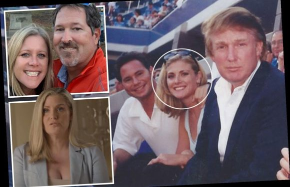 Ex-model who claimed Trump tried to shove tongue down her throat 'stayed in touch and planned tennis match with him'