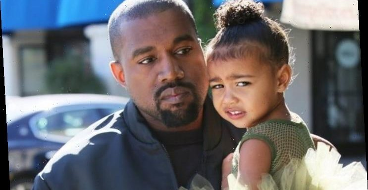 Kanye West Posts Message to Daughter North as He Reveals About Getting Death Threats
