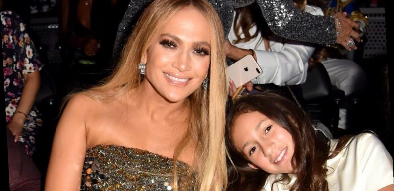 Jennifer Lopez's Daughter Emme on How Her Mom Inspires Her (Exclusive)