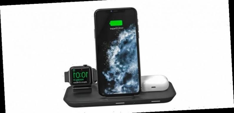 Mophie Releases 3-in-1 Wireless Charging Hub Stand