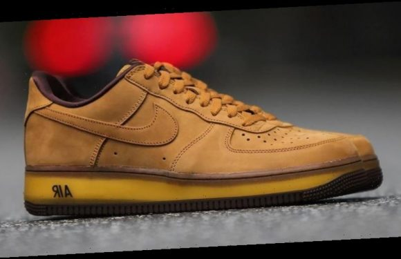 "Nike Revives 2001's Air Force 1 CO.JP ""Wheat"""