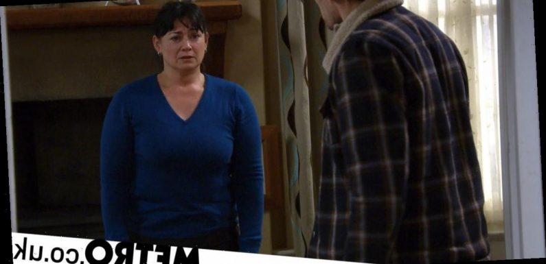 Spoilers: Moira crushed by devastating death in Emmerdale
