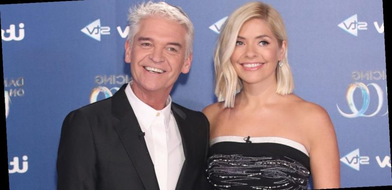 Inside Holly Willoughby and Phillip Schofield's amazing 14 year friendship from 'fake' feud rumours to holidays together