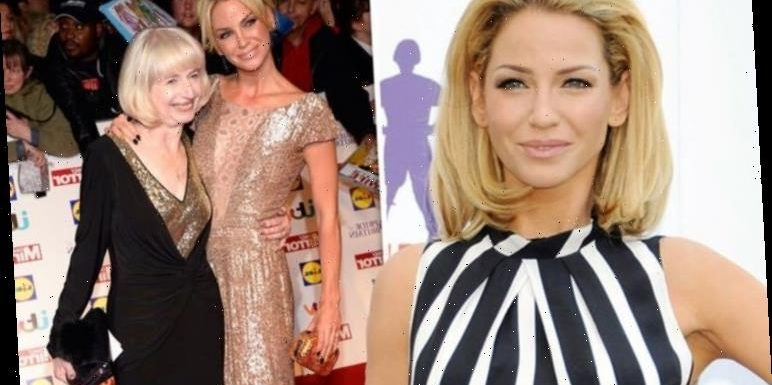 Sarah Harding 'moves in with mum' amid breast cancer battle 'Been her absolute rock'