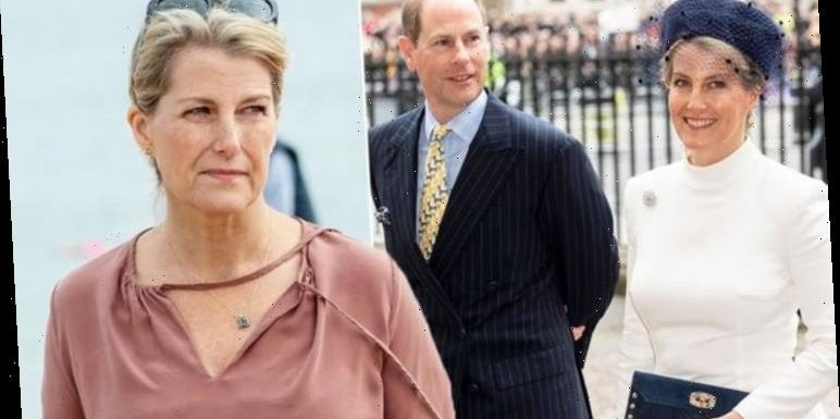 Sophie, Countess of Wessex's body language shows 'dramatic' approach to royal role
