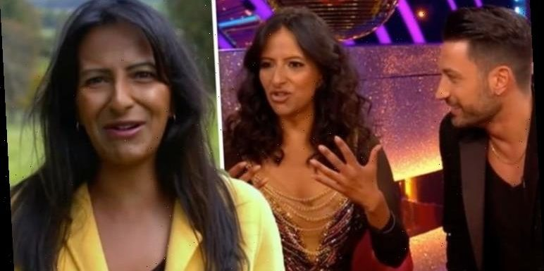 Ranvir Singh warned she's 'in trouble' after being paired with Giovanni Pernice