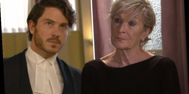 EastEnders spoilers: Shirley Carter 'killed' by Gray Atkins after she makes costly error
