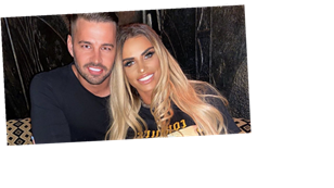 Katie Price pays sweet tribute to Carl Woods as she insists 'the Pricey is well and truly back'
