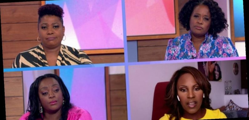 Loose Women and ITV praised for airing show's first all black hosting line-up