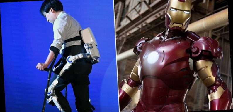 China building Iron Man-like suits so factory workers can lift massive weights