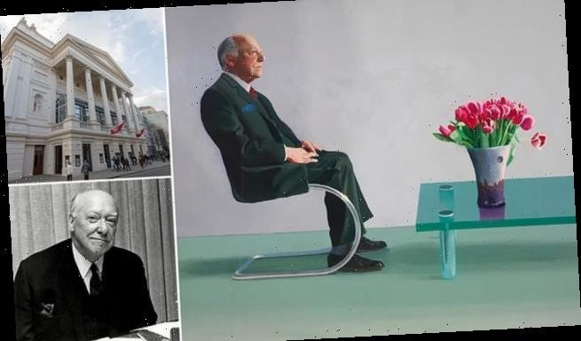 Royal Opera House to sell Hockney portrait in bid to survive pandemic