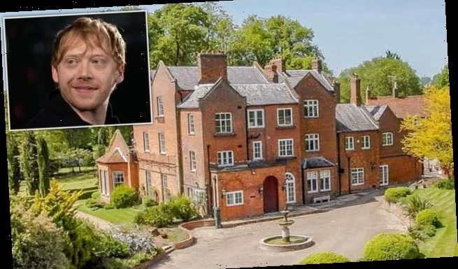 Harry Potter's Rupert Grint plans to turn barn into six new homes