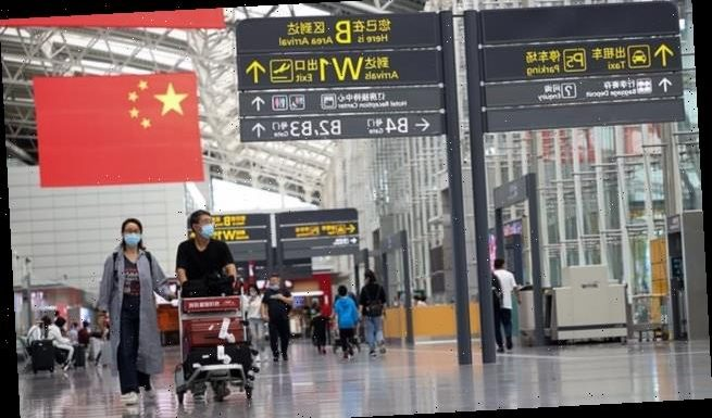 China continues to ban tour groups to prevent COVID-19 from spreading