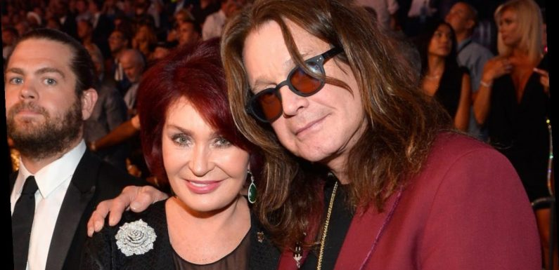 Sharon Osbourne Reveals How Often She and Ozzy Have Sex