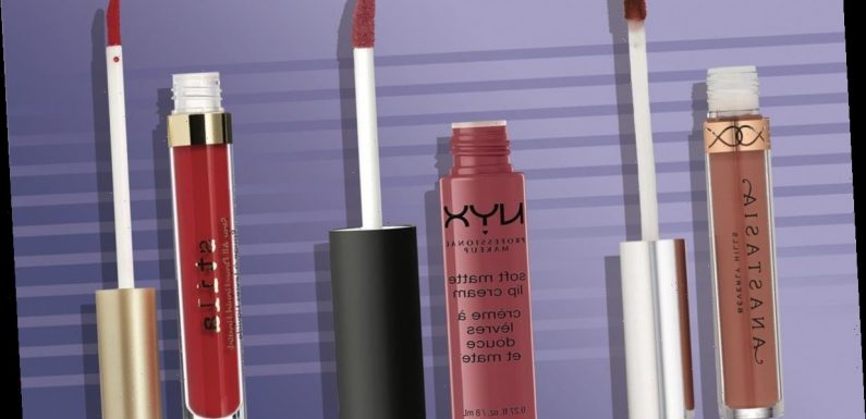 The 5 Best Matte Liquid Lipsticks