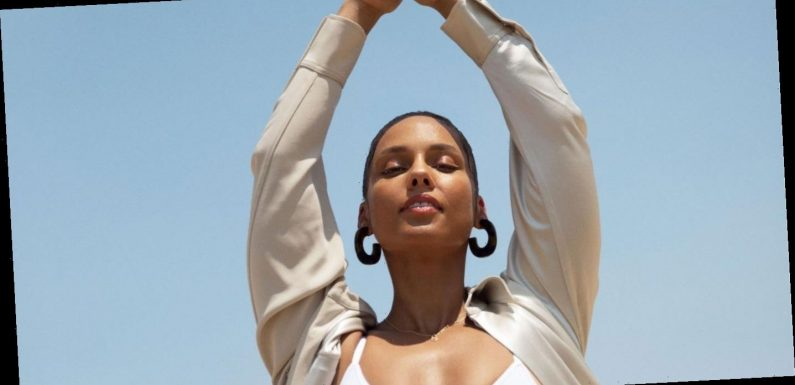 Alicia Keys Is Hosting a Virtual Beauty Event — and You Can Join for Free!
