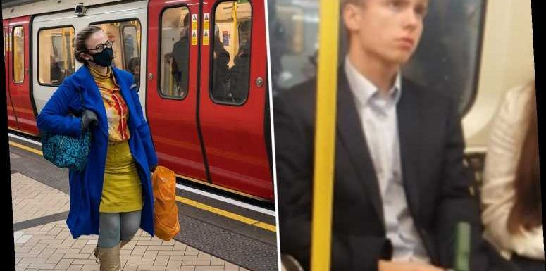 NHS worker punched and thrown off Tube after he confronted three passengers for not wearing masks