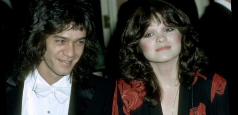Valerie Bertinelli Accompanied Eddie Van Halen on a 1983 Tour and Was Mistaken For a Prostitute, Biography Claims
