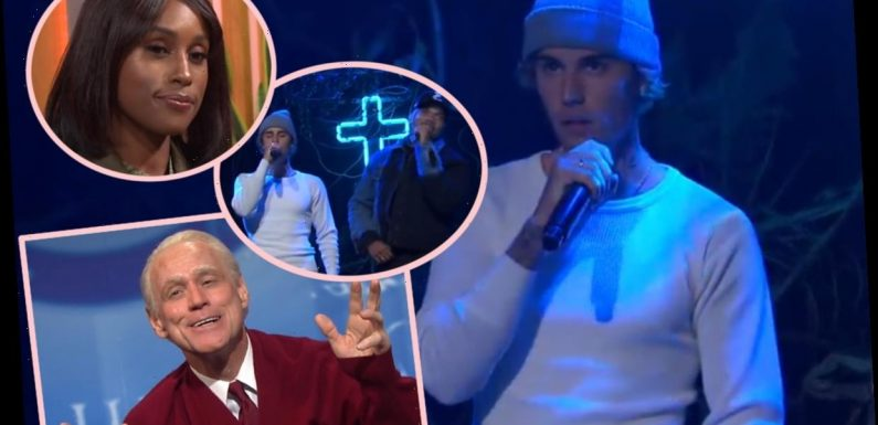 Justin Bieber Delivers Emotional Performances Of New Singles Holy & Lonely On Saturday Night Live – Plus More Highlights HERE!