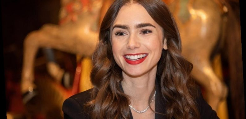 'Emily in Paris': Whoops, Lily Collins Admits She Was 'Wrong' About Her Character's Age